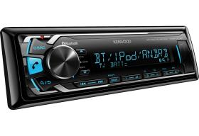 KENWOOD KMM303BT - RADIO KENWOOD KMM-205