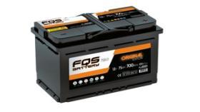 FQS BATTERY FQS75